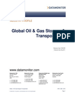 O&G Storage & Transportation