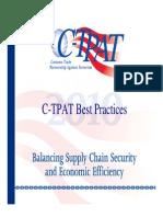 2010 Seminar Best Practices