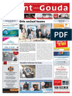 De Krant Van Gouda, 4 September 2014