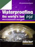 Stirling Lloyd - Tunnels Brochure