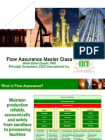 Advanced Flow Assurance