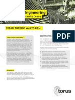 Steam Turbine Valves