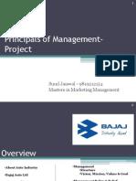 projectonbajajautoltd-101022091849-phpapp01