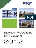 Worldwide Tax Guide Slovak Republic