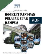 Booklet Luar Kampus