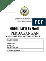 SPM- Perdagangan