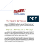 Guide to Losing Fat for Men