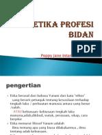 ETIKA PROFESI BIDAN