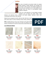 Marble Types