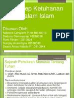 1 Konsep Ketuhanan Dalam Islam Slide