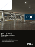 Port Columbus International Airport Case Study