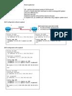 Cisco Doc - Config BGP Loopback