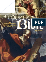 All Things in the Bible