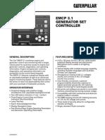 EMCP 3.1 Generator Controller Set