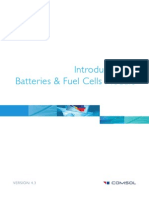 Introduction to Batteries and Fuelcells Module