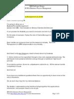 IBM Demo IBM SOA Business Process Management