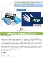 Global Nitrile Gloves Market