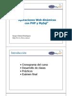 Curso PHP - MySQL - Clase 1