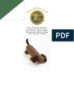 Lion Brand Weiner Dog
