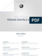 Trends Digitale Medien Result Sports ELotse