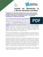 Guigou insiste en denunciar la saturación de los servicios sociales.doc