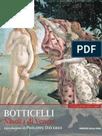 BOTTICELLI (Collana CorSera - Philippe Daverio) - Estratto