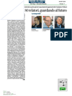 #Festpolitica Rassegna Stampa 4 Settembre 2014