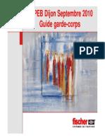 Guide Garde Corps CAPEB