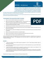 SOP Guidelines SOG Col