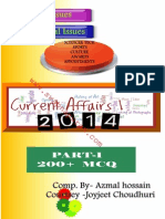 Current Affairs Mcq Ebbok Part-1