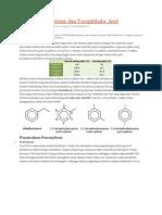 Produksi Paraxylene Dan Terephthalic Acid