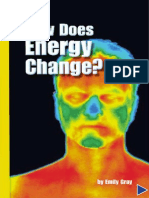 how does energy change