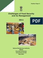 Challenges Food Security