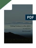 Erik Griswold - Drifting Cowboys (2014)