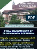 s1 Ikm Epid (Pengantar) 2013