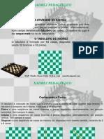 Jogos Maetmáticos -Conhecendo o Xadrez Aulas 3 e 4
