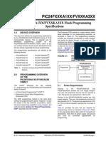 MCU - PIC24FV32KA304 - MICROCHIP - Programming Specifications