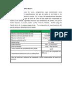 Especificaciones Del GN en Bolivia