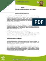 Bioquimica y Propiedades Nutricionales de La Panela
