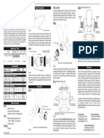 Square and Power Spline Bb Manual2005