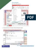 Cara Setting Ukuran Kertas f4 Di Excel