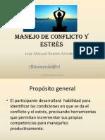 Manejo de Conflictos y Estrés Participantes Nov 2010