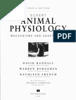 Animal Physiology - Eckert