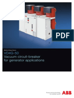 2537 VD4G-50 Vacuum Circuit-breaker GB