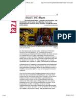 Südafrikas Umstrittener Präsident Zuma