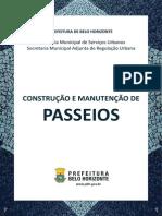 Cartilha Construcao Manutencao Passeios