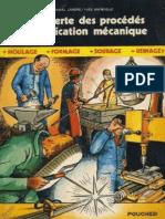 Bande Dessinée Découverte Des Procédés de Fabrication, Foucher, [1980]