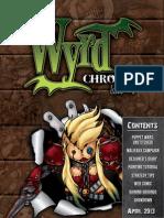 Wyrd Chronicles Volume 5