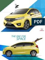 Jazz 2014 Brochure