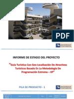 Informe de Estado Del Proyecto